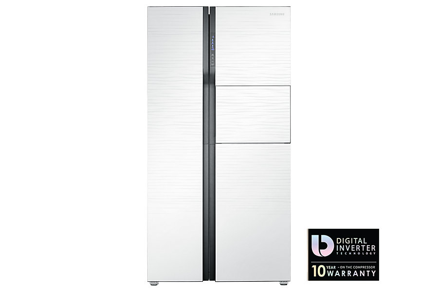 Expert Review Samsung 591 Litres Side By Side Refrigerator